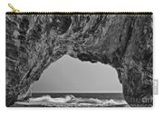 Hole In The Wall Beach Carry-all Pouch