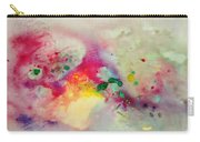 Holi-colorbubbles Abstract Carry-all Pouch