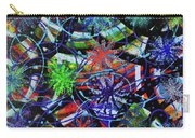 Holiday Abstract  Carry-all Pouch
