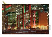 Holiday Colors Along Chicago River Carry-all Pouch