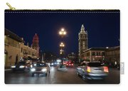 Holiday In Motion On The Plaza Carry-all Pouch
