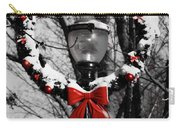 Holiday Lamp Post Carry-all Pouch