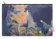 Holiday Lights Carry-all Pouch by Kimberly Santini
