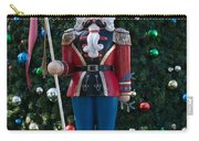 Holiday Nutcracker Carry-all Pouch