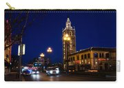 Holiday On The Plaza Carry-all Pouch