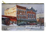 Holiday Shopping In Tonawanda Carry-all Pouch