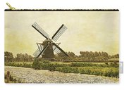 Holland - Windmill Carry-all Pouch
