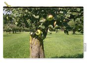 Hollow Apple Tree Carry-all Pouch
