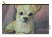 Holly The Chihuahua Carry-all Pouch