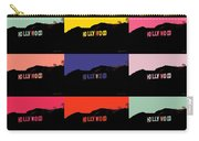 Hollywood Poster Art Carry-all Pouch