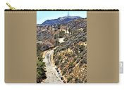 Hollywood Sign / Hollywood Hills Carry-all Pouch
