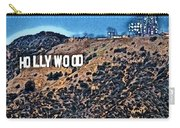 Hollywood Sign Carry-all Pouch