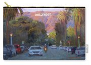 Hollywood Sunset Carry-all Pouch