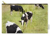 Holstein Cattle Carry-all Pouch