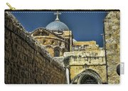 Holy City Carry-all Pouch
