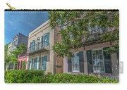 Holy City Rainbow Row Carry-all Pouch