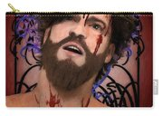 Holy Face Of Ecce Homo Carry-all Pouch