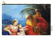 Holy Family Carry-all Pouch