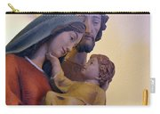 Holy Family Statue Carry-all Pouch