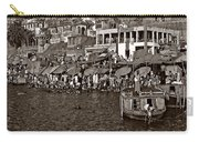 Holy Ganges Monochrome Carry-all Pouch