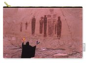 Holy Ghost Petroglyph Into The Mystic Carry-all Pouch
