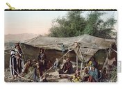 Holy Land: Bedouin Camp Carry-all Pouch