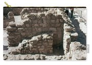 Holy Land: Qumran Ruins Carry-all Pouch