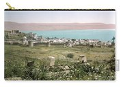 Holy Land: Tiberias Carry-all Pouch