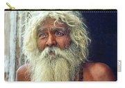 Holy Man Carry-all Pouch by Steve Harrington