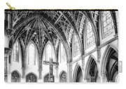 Holy Name Cathedral Chicago Bw 03 Carry-all Pouch