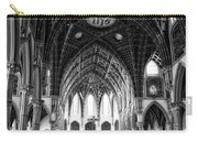 Holy Name Cathedral Chicago Bw 04 Carry-all Pouch