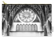 Holy Name Cathedral Chicago Bw 06 Carry-all Pouch