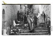 Holy Sepulchre Stairs Carry-all Pouch