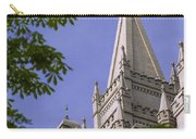 Holy Temple Carry-all Pouch by Chad Dutson