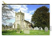 Holy Trinity Church - Ashford-in-the-water Carry-all Pouch