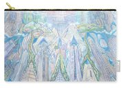 Homage To New York And The Chrysler Building Carry-all Pouch