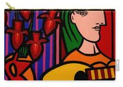 Homage To Picasso Carry-all Pouch by John  Nolan