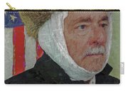 Homage To Van Gogh Selfie Carry-all Pouch
