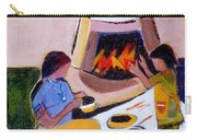 Home And Hearth In Taos Carry-all Pouch