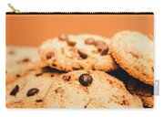 Home Baked Chocolate Biscuits Carry-all Pouch