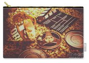 Home Cinema Art Carry-all Pouch