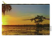 Home Home On The Swamp Carry-all Pouch