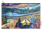 Home In The Hills Carry-all Pouch