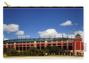 Home Of The Texas Rangers Carry-all Pouch