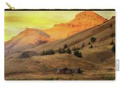 Home On The Range In Antelope Oregon Carry-all Pouch