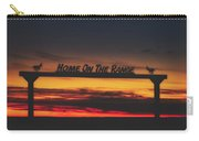 Home On The Range - Wyoming Ranch  Carry-all Pouch