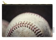 Home Run Ball Carry-all Pouch by Lisa Russo
