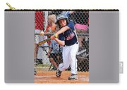 Home Run In The Making Carry-all Pouch