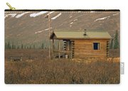 Home Sweet Fishing Home In Alaska Carry-all Pouch