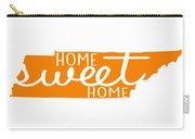 Home Sweet Home Tennessee Carry-all Pouch